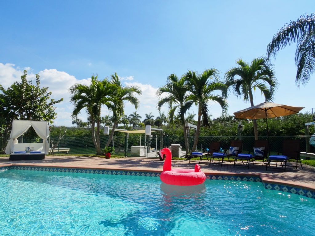 clearwater st pete beach vacation rental pool home